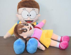 Tại sao Xuka lại chọn Nobita