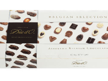 CHOCOLATE DUC SELECTION 380G