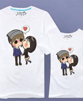 Áo đôi áo cặp tình nhân QA002