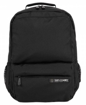Balo Laptop Simple Carry B2B01 Black