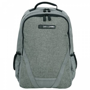 BALO LAPTOP CHÍNH HÃNG SIMPLE CARRY B2B02 B.GREY