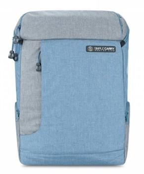Balo laptop Simple Carry K5 Grey/Blue