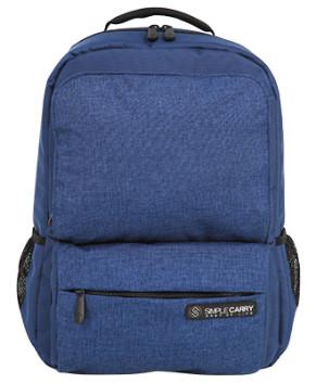 Balo Laptop Simple Carry B2B01 L.NAVY