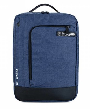 Balo laptop Simple Carry M-City Navy