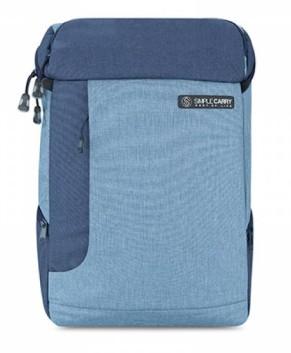 Balo laptop chính hãng Simple Carry xanh đậm/xanh K5 Navy/Blue