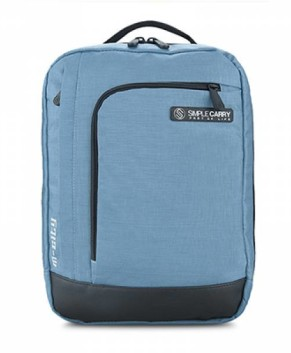 Balo laptop Simple Carry M-City Blue