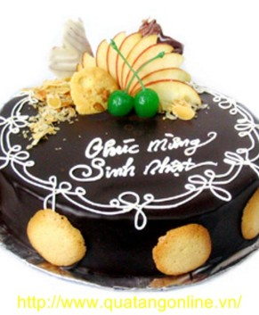 Bánh sinh nhật socola BK024