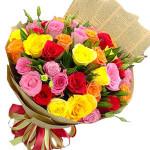 Ý nghĩa màu hoa tươi ngày cưới