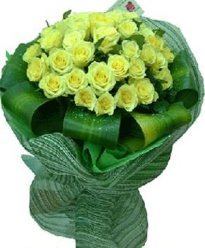 Bó hoa hồng vàng HT027