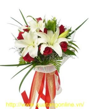 Bó hoa tươi HT031