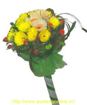 Bó hoa tươi HT034