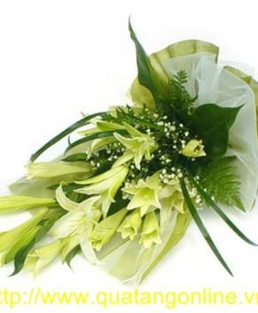 Bó hoa Ly HT049