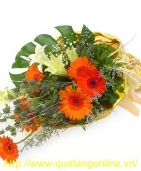 Bó hoa tươi HT051