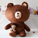 Gấu bông Brown TBGB4 cỡ lớn