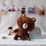 Gấu bông Brown TBGB2 cỡ nhỏ