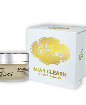 Kem Đặc Trị Sẹo Rỗ Chính Hãng White Doctors Scar Clearr