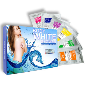 KEM TẮM TRẮNG SIÊU TRẮNG DA CHÍNH HÃNG WHITE DOCTORS 6 TRONG 1 - BODY WHITE SHOWER