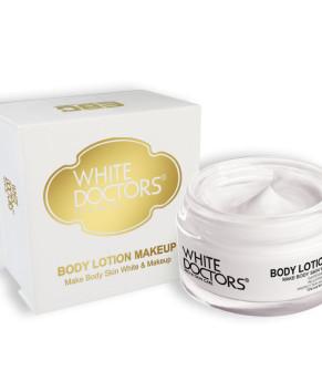 Kem trang điểm trắng da toàn thân chống nắng White Doctors - Body Lotion Makeup
