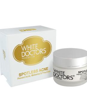 Kem trị thâm do mụn White Doctors - Spotless Acne