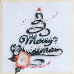 Thiệp giáng sinh nhỏ N-GS-1315