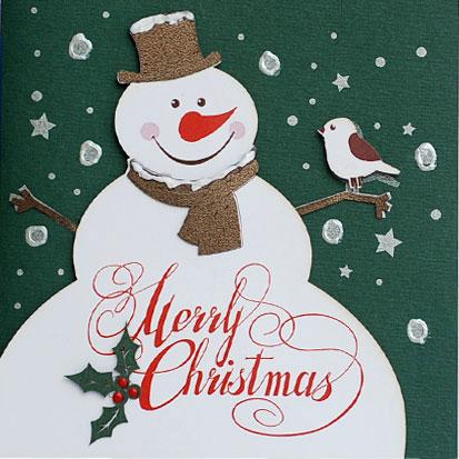 Thiệp Giáng Sinh