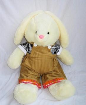 Thỏ nhồi bông TB023