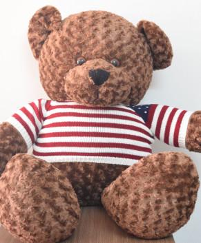 Gấu bông Teddy TBGTD110