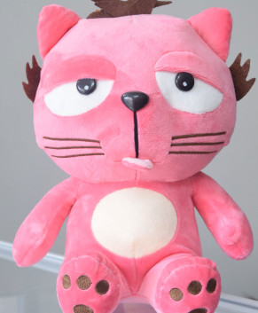 Mèo Dinga nhồi bông cỡ lớn TBMDG3