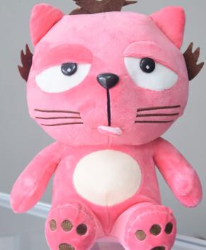 Mèo Dinga nhồi bông TBMDG2 cỡ vừa