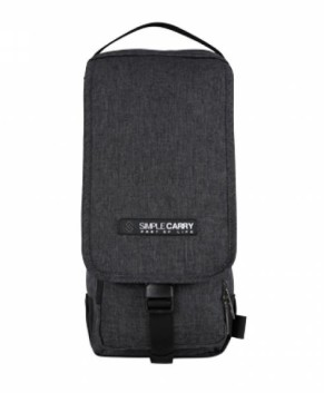 Túi đeo chéo Simple Carry Sling Black