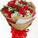 Nghệ thuật tặng hoa cho người ấy