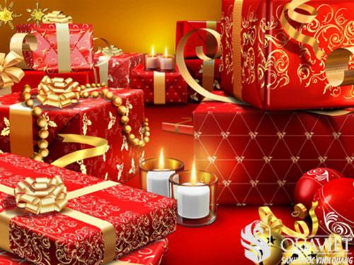 Những món quà tặng giáng sinh lý tưởng
