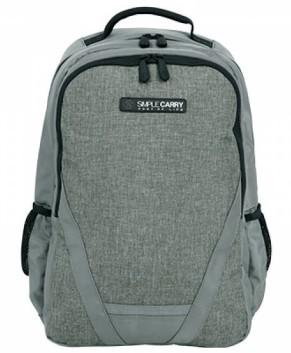 Balo Laptop Simple Carry B2B02 B.GREY