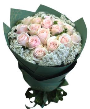 Bó hoa hồng da tình yêu đầu tiên HT163