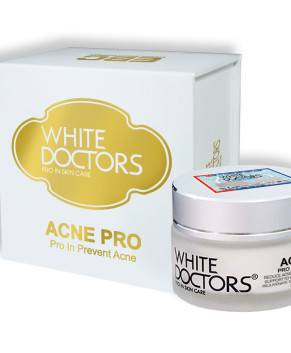 Kem trị mụn, thâm mụn, sẹo mụn White Doctors - Acne Pro