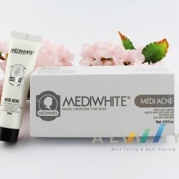 KEM TRỊ MỤN MEDI WHITE - MEDI ACNE